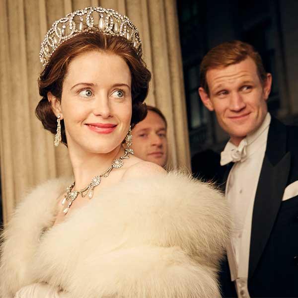 Netflix The Crown Queen Accent