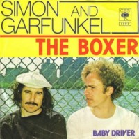 Simon & Garfunkel the boxer