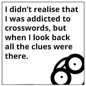crossword addict