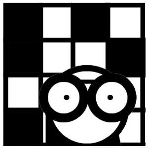 crossword cartoon